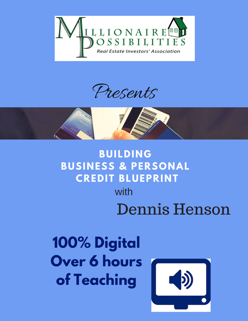 Building personal business credit blueprint audio visual package building personal business credit blueprint audio visual package malvernweather Choice Image